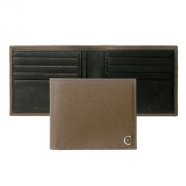 Cerruti 1881 Hamilton Taupe Card Wallet