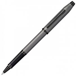 Cross Century 2 Gunmetal Grey with PVD Black Trims Rollerball Pen