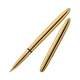 Fisher Space Pen 400 Bullet Gold Titanium Nitride plated Ball Pen