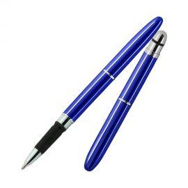 Fisher Space Pen Bullet Blue Grip Ball Pen