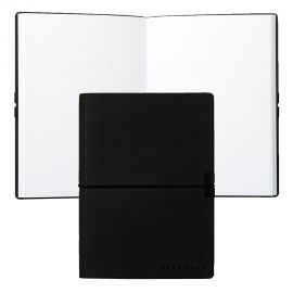 Hugo Boss Storyline Black A6 Note Pad
