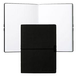 Hugo Boss Storyline Black A6 Note Pad
