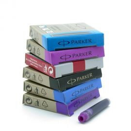 Parker Ink Cartridge Small 5 x 1