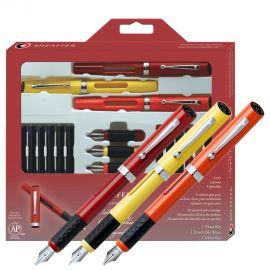 Sheaffer Calligraphy Maxi Kit 3 Pen + 3 Nib Assembly (Fine Medium and Broad)